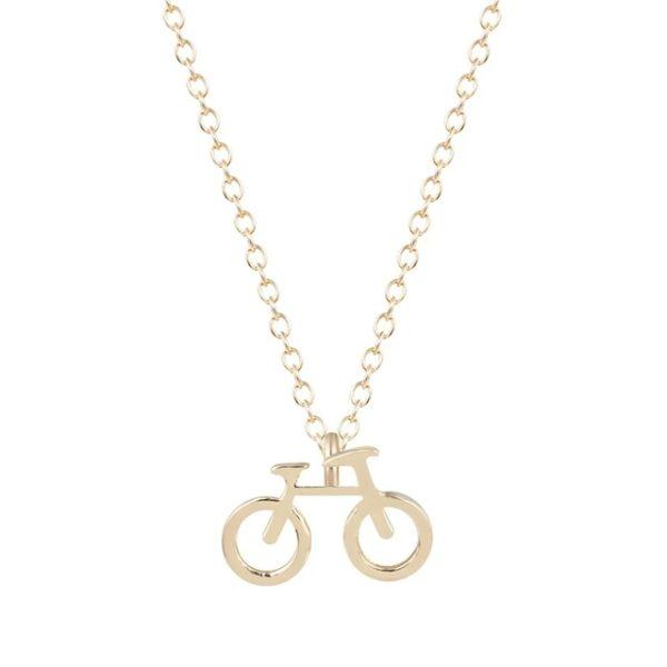 Collar bicicleta