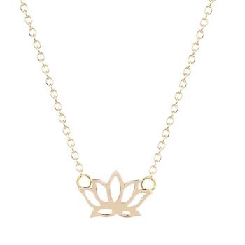 Collar flor lotus