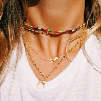 collar love regalo mujer