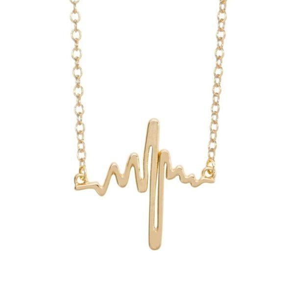 collar tendencia 2016 oro
