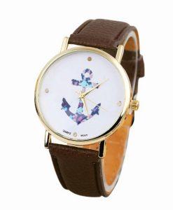 reloj mujer marrón