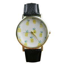 reloj piña