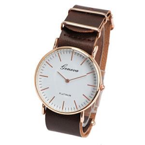 e6cca0c9b925 Reloj mujer tendencia marrón - Bisuteria online - Olivia s Treasure