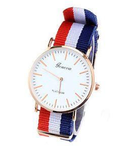 reloj a la moda mujer