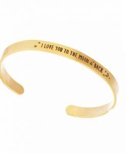 pulsera regalo romántico