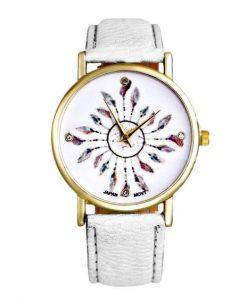 reloj original blanco