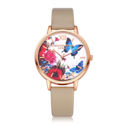 reloj regalo mujer beige