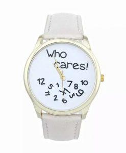 reloj original mujer blanco