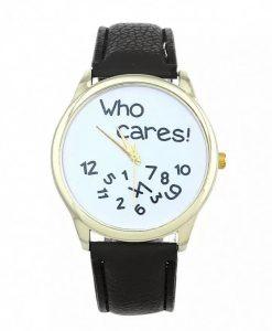reloj original mujer negro