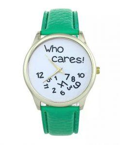 reloj original mujer verde