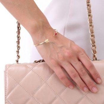 pulsera flecha mujer
