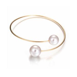 pulsera mujer perla