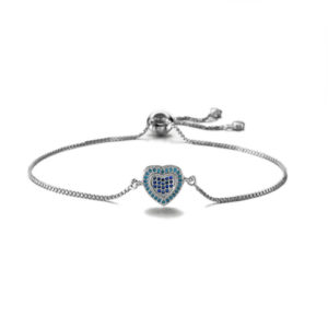 pulsera corazon regalo