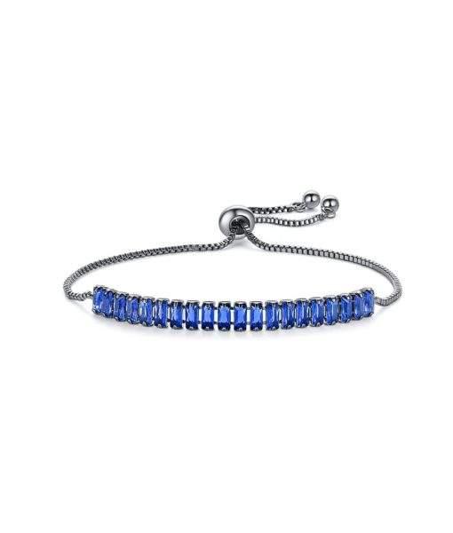 pulsera azul barata