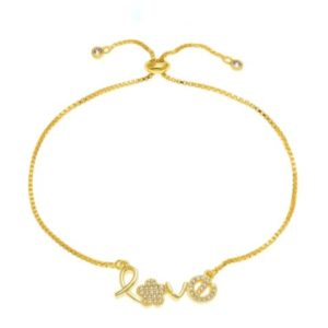 pulsera love regalo