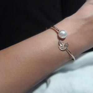 pulsera bisuteria perla