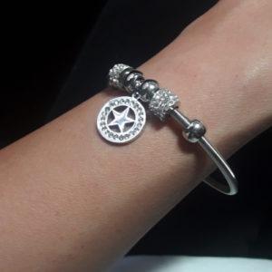 pulsera estrella regalo mujer