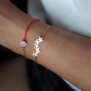 pulsera estrellas regalo original