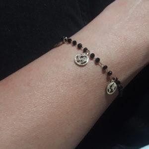 pulsera para mujer viajera