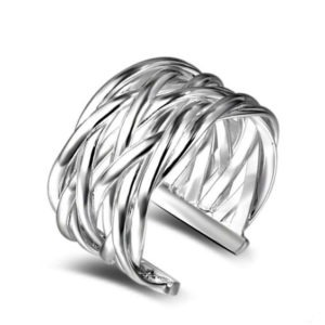 anillo mujer tendencia