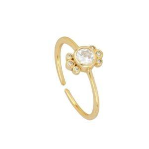 anillo fino original minimalista