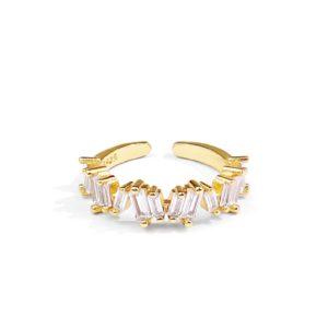 anillo regalo mujer cristales Swarovski