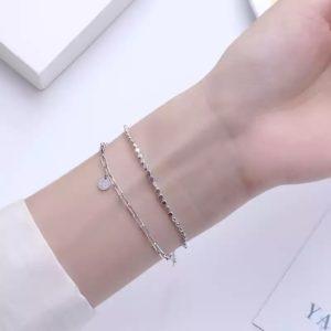 pulsera plata original regalo