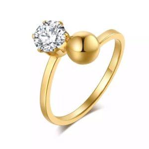 anillo regalo tendencia