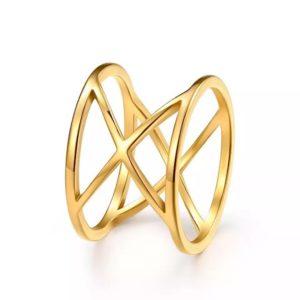 anillo tendencia regalo mujer